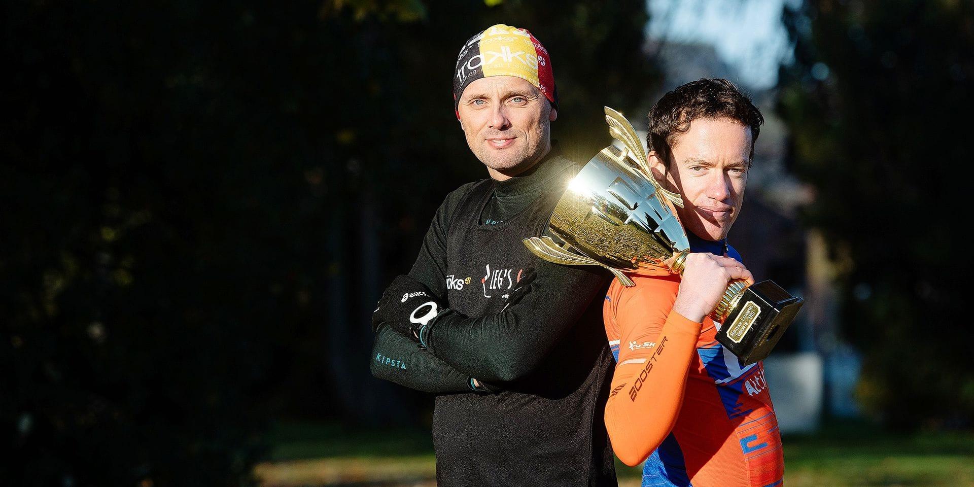 Namur - Parc de la Plante: Belgium Running - Sebastien Mahia et Fabrice Pasque approchent les 1000 vistoire a eux deux