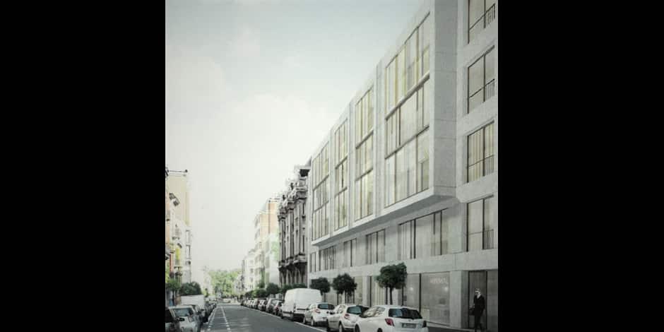 Ixelles : le projet immobilier Washington recalé par le collège d'urbanisme