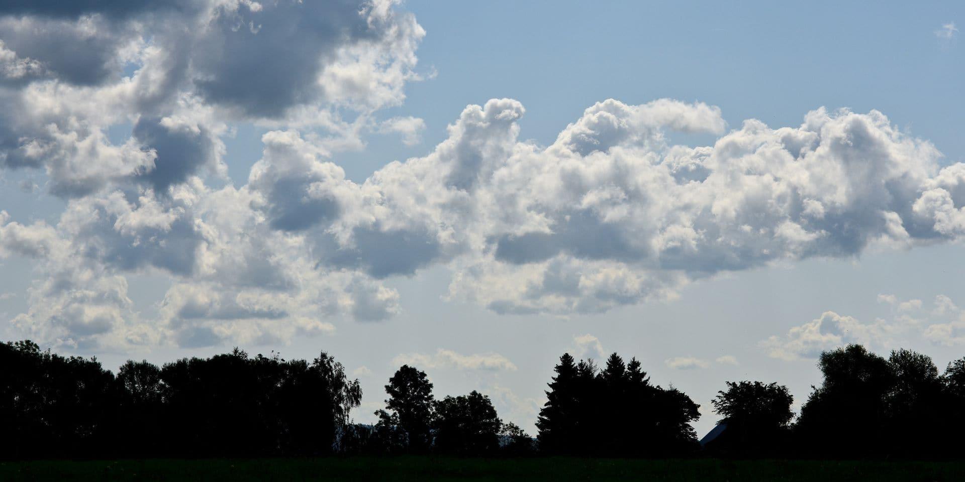 Météo: un temps doux mais nuageux avec quelques pluies