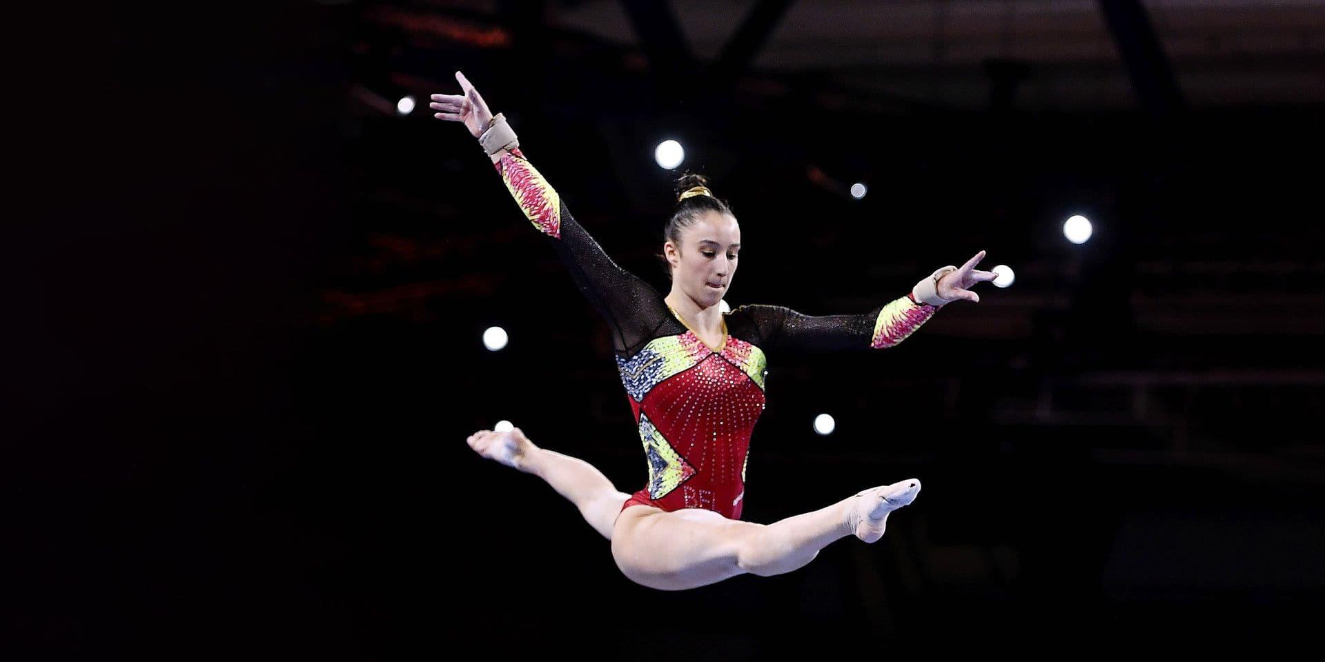 """L'envol belge pour Tokyo 2020 en gymnastique: """"La pression était énorme !"""""""