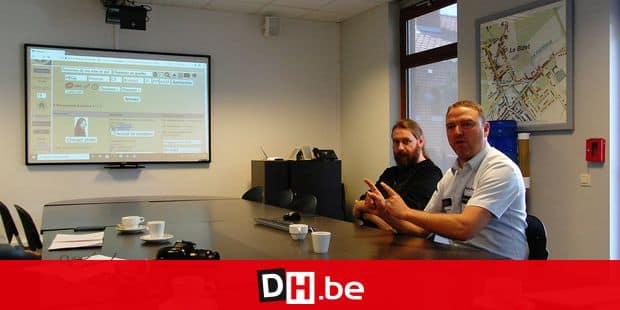 I+Belgium - Frédéric Dejaegere - Sébastien Dauchy - Zone de police Comines-Warneton - Florentin Vincke