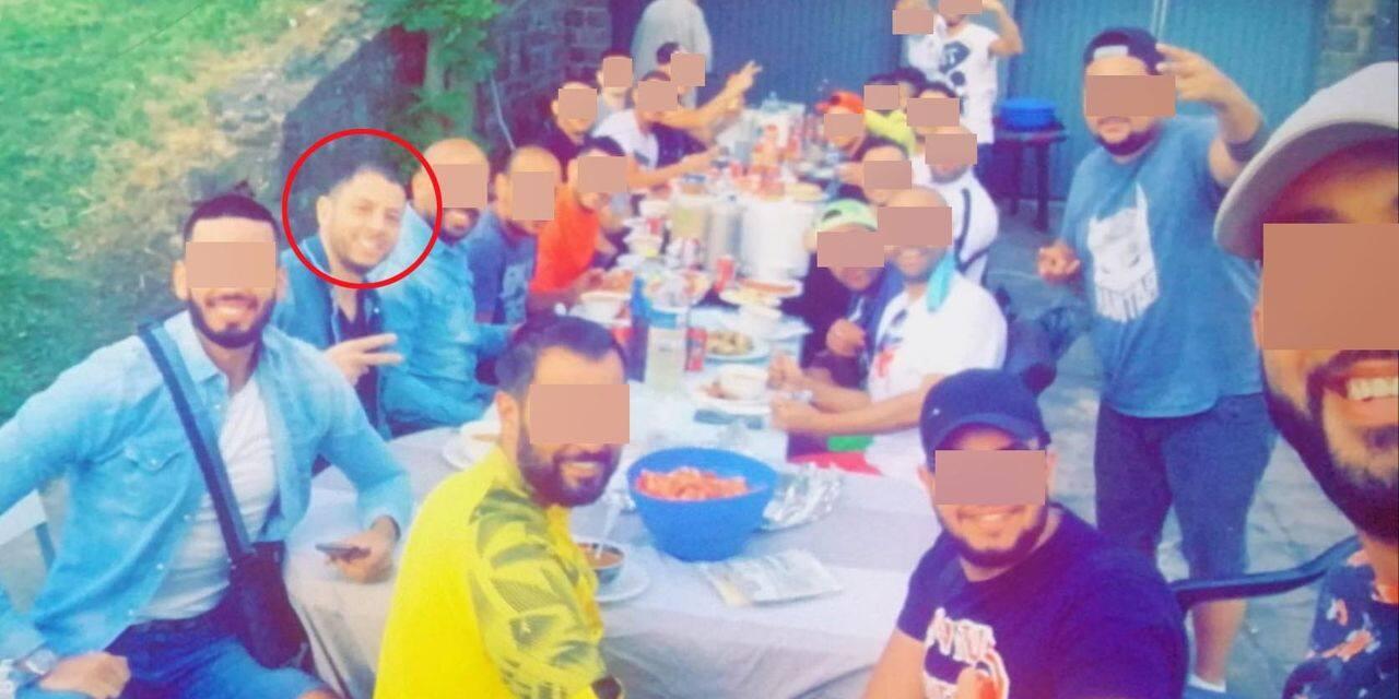 Déconfinement: un échevin de Charleroi photographié à table avec plus de 20 personnes !