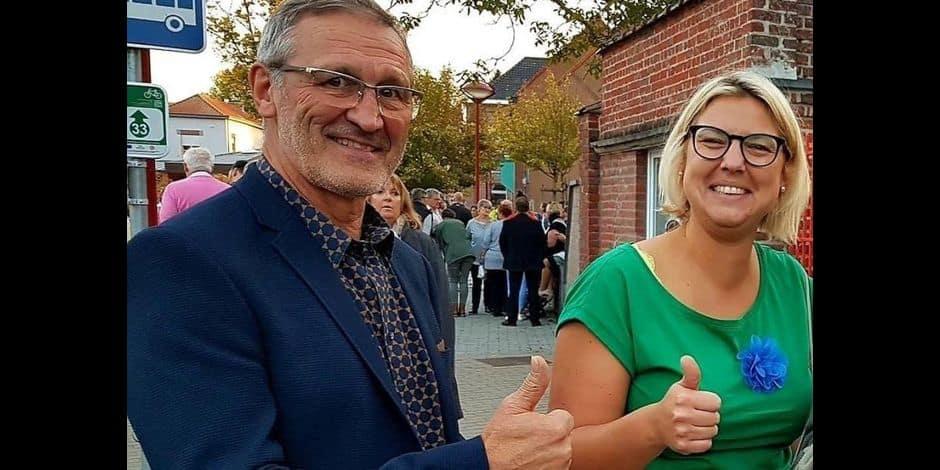 Estaimpuis : Pauline Trooster (Ecolo) tire sa révérence