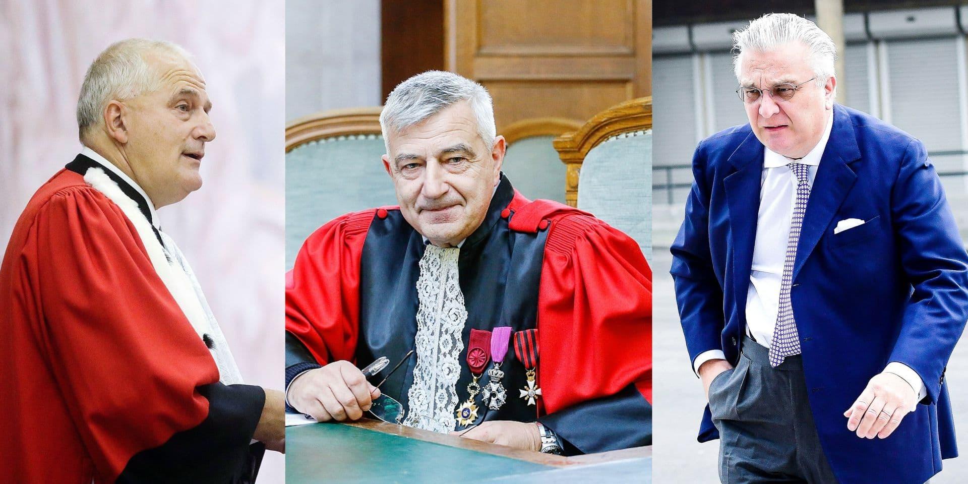 Affaire du pot de vin présumé dénoncée par le prince Laurent: le funeste vendredi 13 de l'avocat général Jean-François Godbille