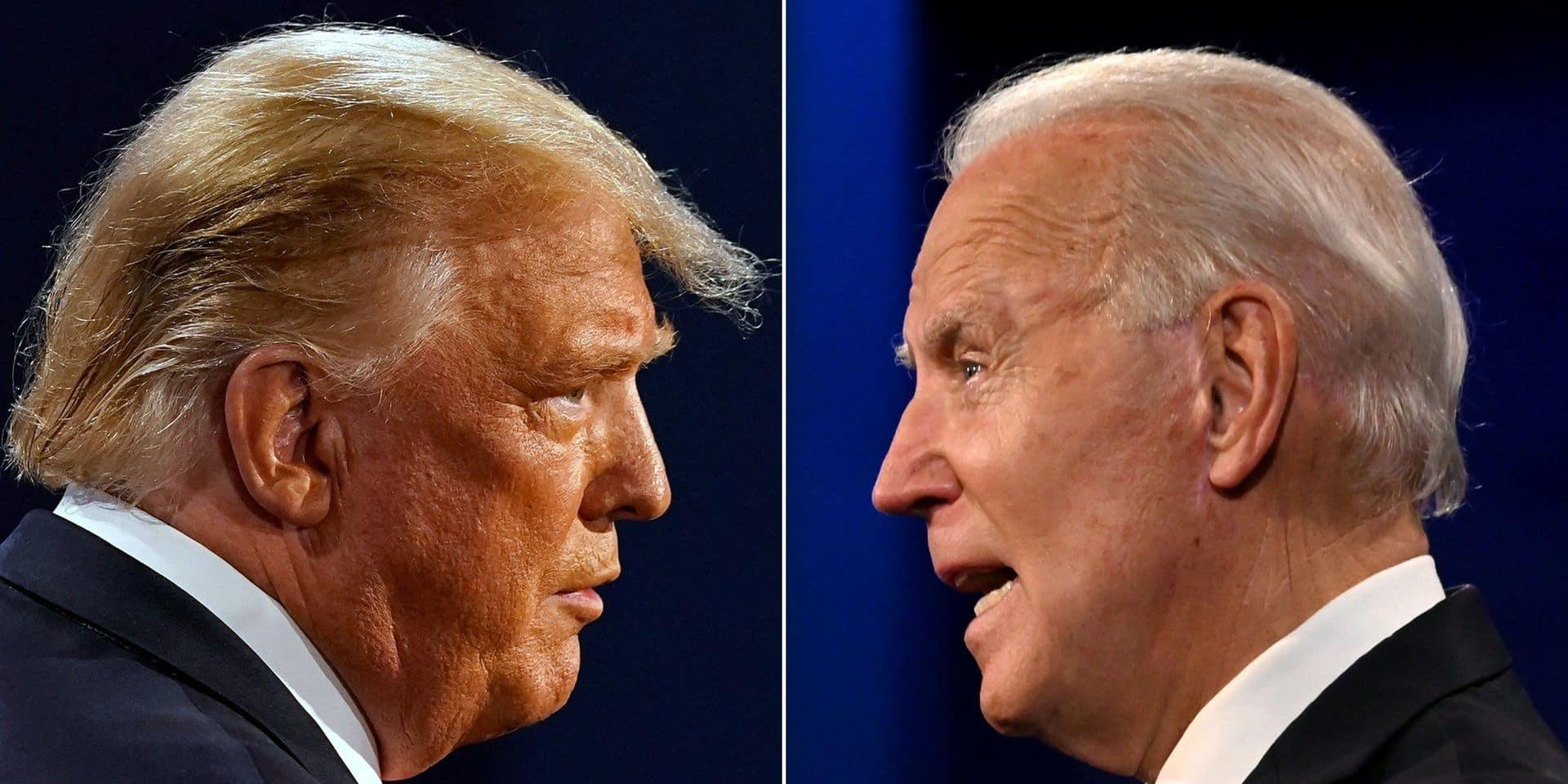 Et si Joe Biden et Donald Trump terminaient à égalité, avec 269 grands électeurs chacun?