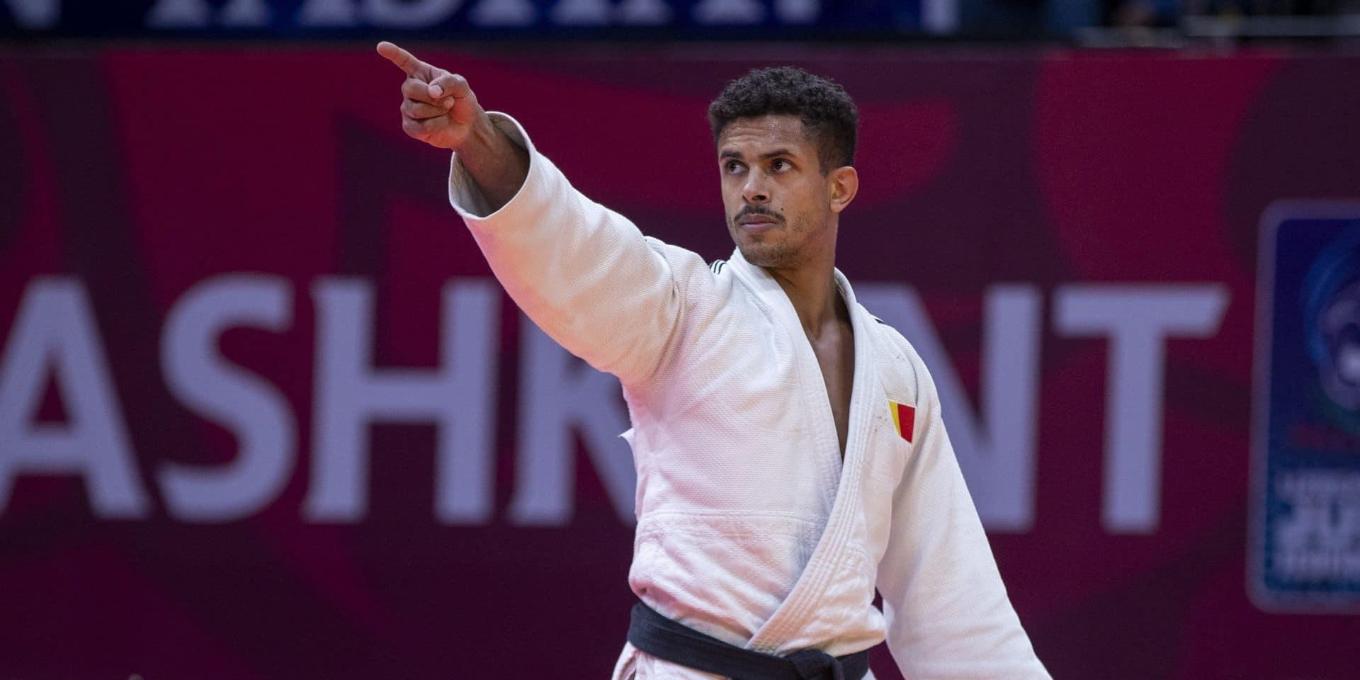 Judo : Sami Chouchi en finale pour l'or à Tbilissi !