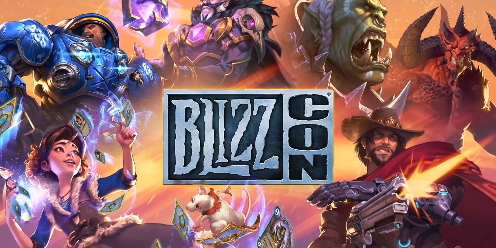 Blizzard ouvre les ventes de billets virtuels pour la BlizzCon 2018