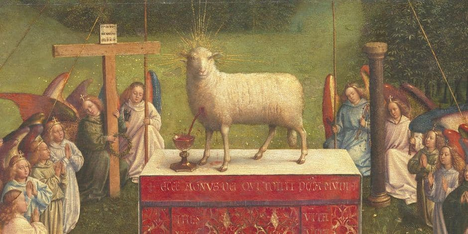 Une ville, un peintre, un agneau : Gand rendra hommage à Jean Van Eyck en 2020