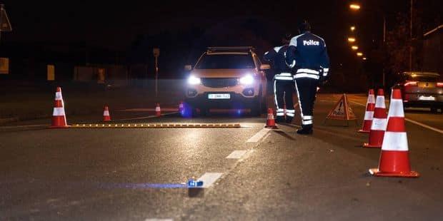 Un homme d'une quarantaine d'années entre la vie et la mort après avoir été éjecté de son véhicule sur le Ring intérieur...