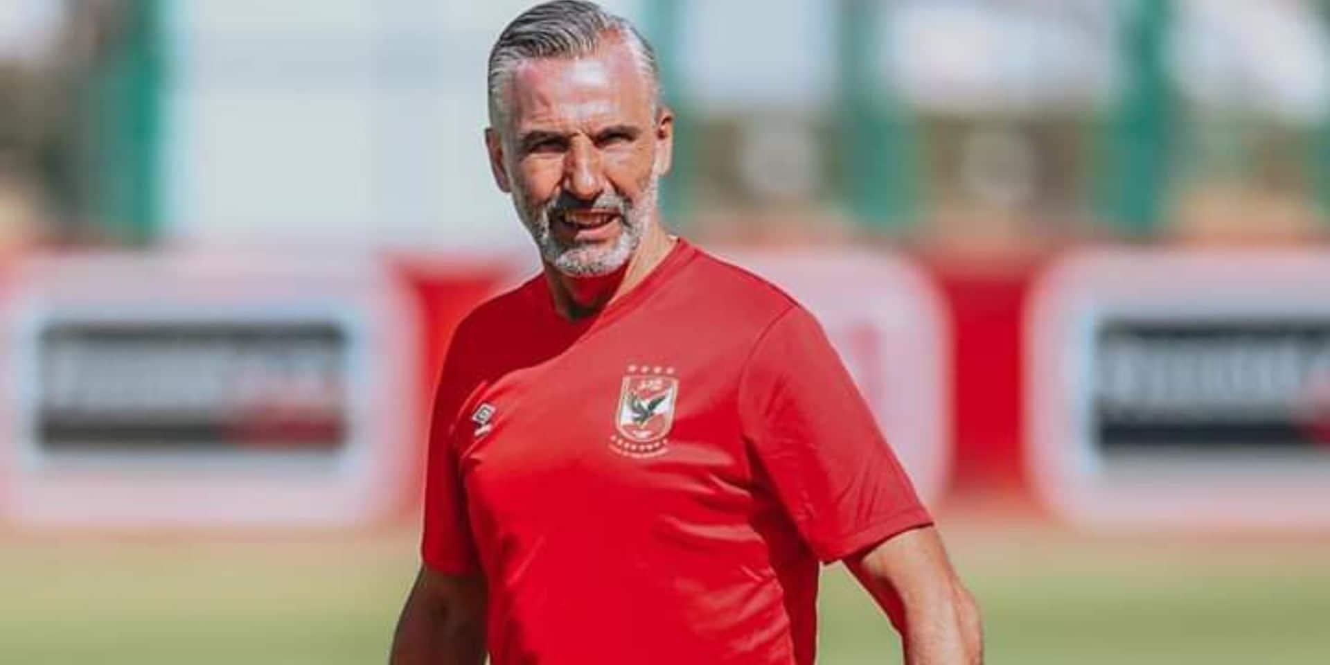 Après le championnat, la coupe et la Ligue des Champions, Michel Iannacone vise le quintuplé en 2020 avec Al-Ahly
