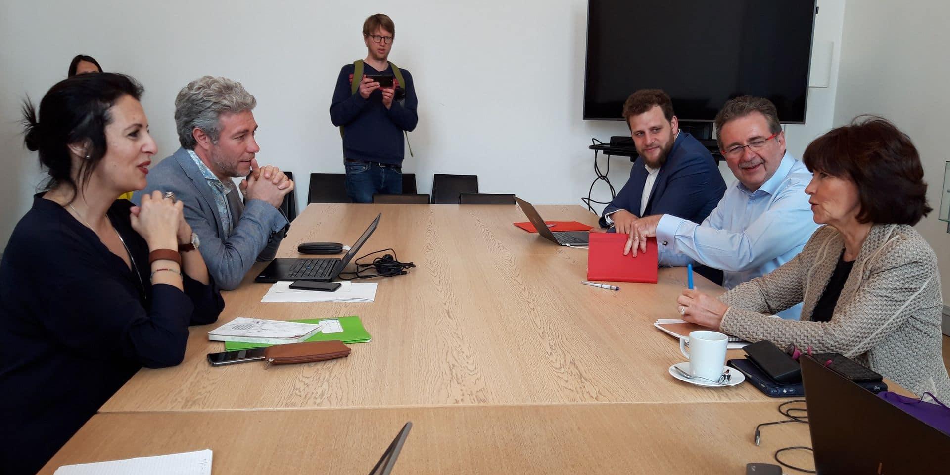 Ecolo accepte d'entrer en négociation avec le PS et DéFI à Bruxelles