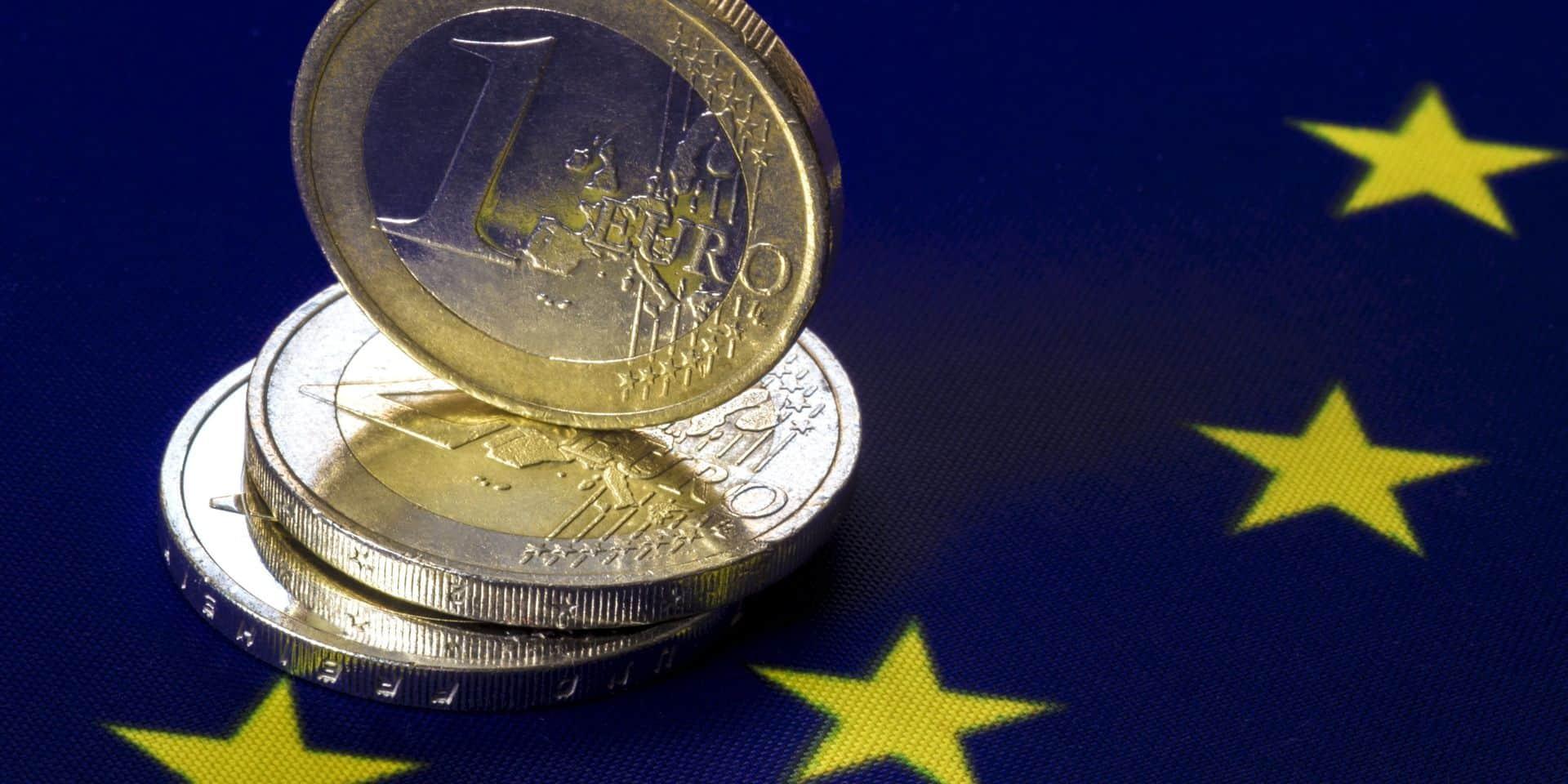 L'euro à son plus haut niveau depuis avril 2018