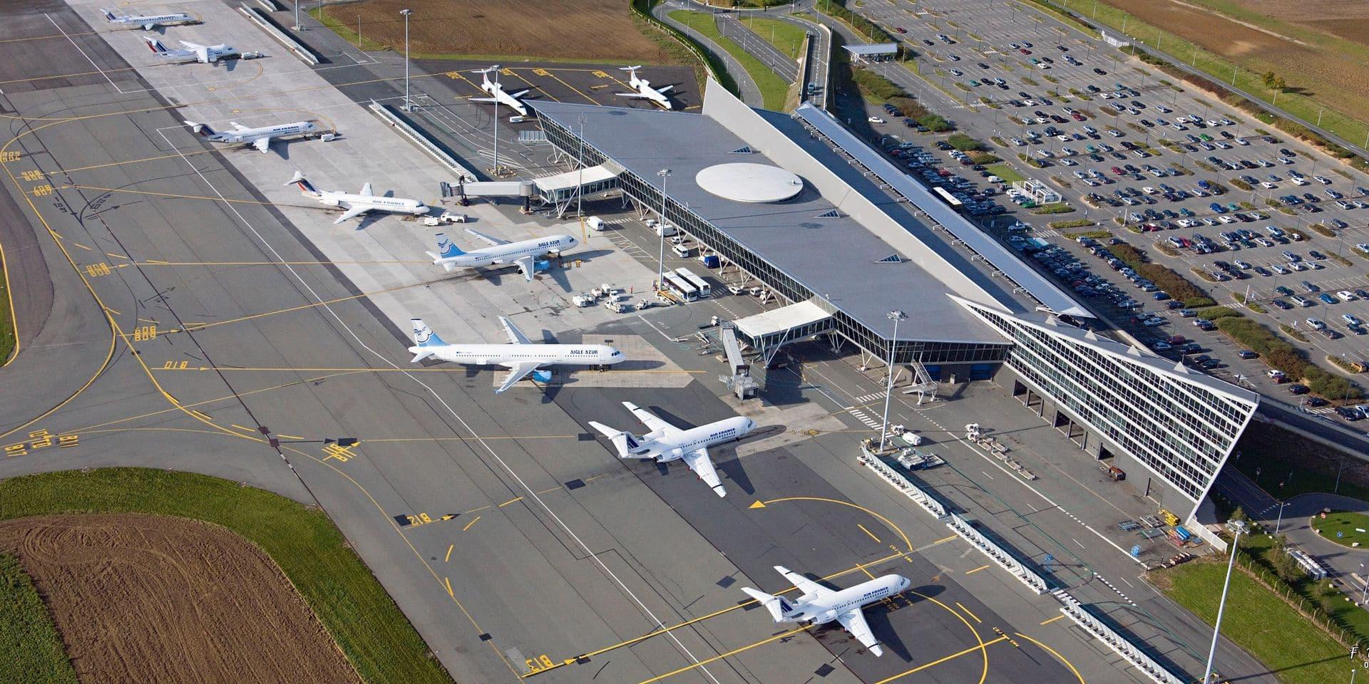 Bilan du trafic à l'aéroport de Lille : une reprise marquée en été