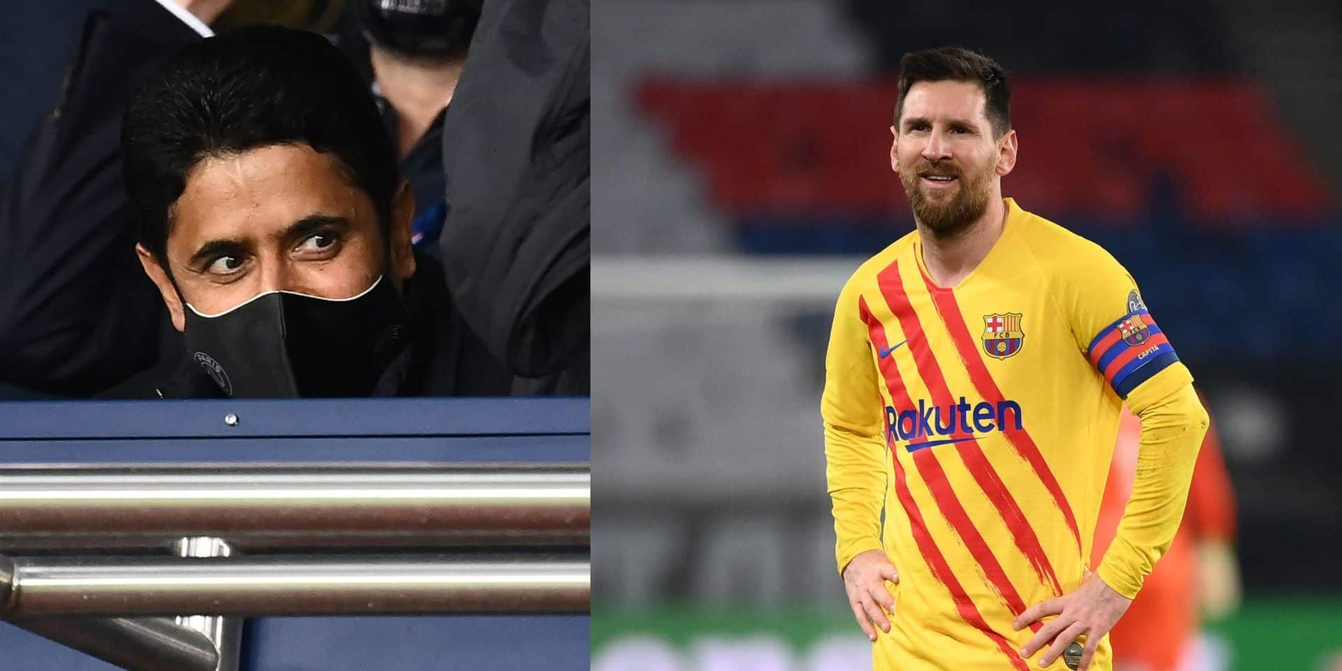 Lionel Messi aurait reçu une offre du PSG