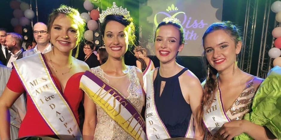 Miss Ath 2019: Jade Dubois décroche la couronne!