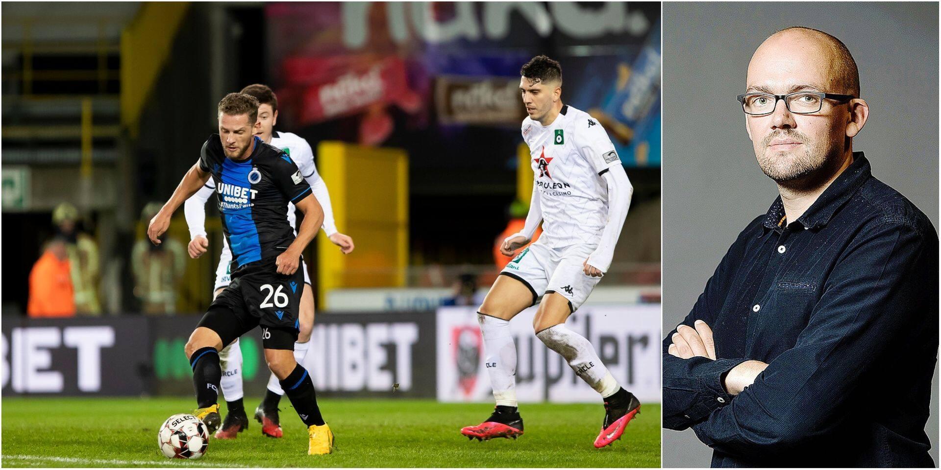 Edito: Est-ce à l'État belge de payer les footballeurs pros?