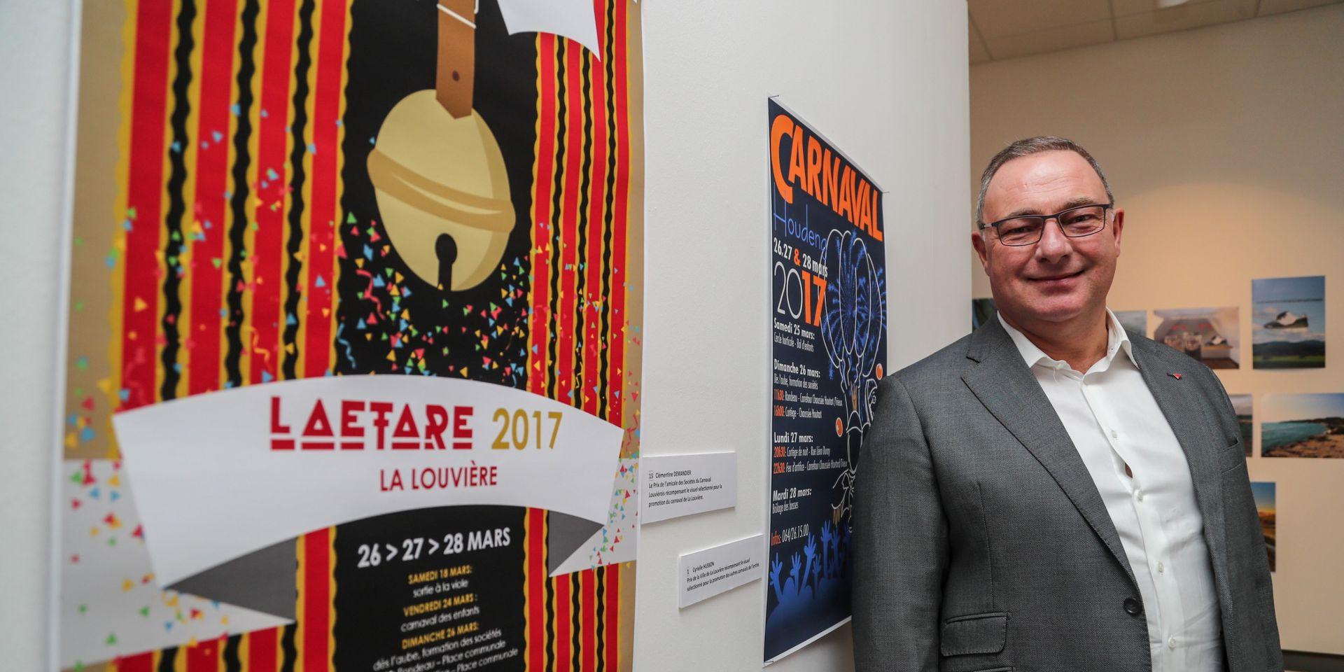 La Louvière: les carnavals se déclinent sur affiche