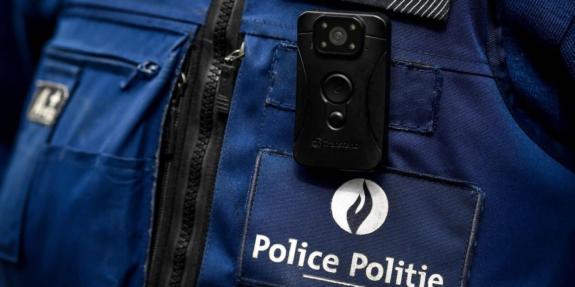 Un accord unanime pour les bodycams des policiers à Nivelles-Genappe