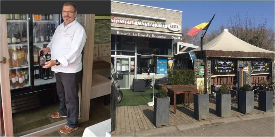 Le personnel de la Brasserie Daneel's à Chaumont-Gistoux a été testé négatif au coronavirus