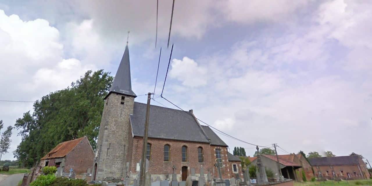 Quartes : accès interdit à l'église et au cimetière