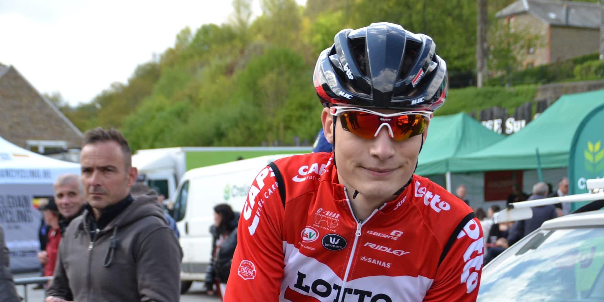 Sébastien Grignard veut retrouver la victoire