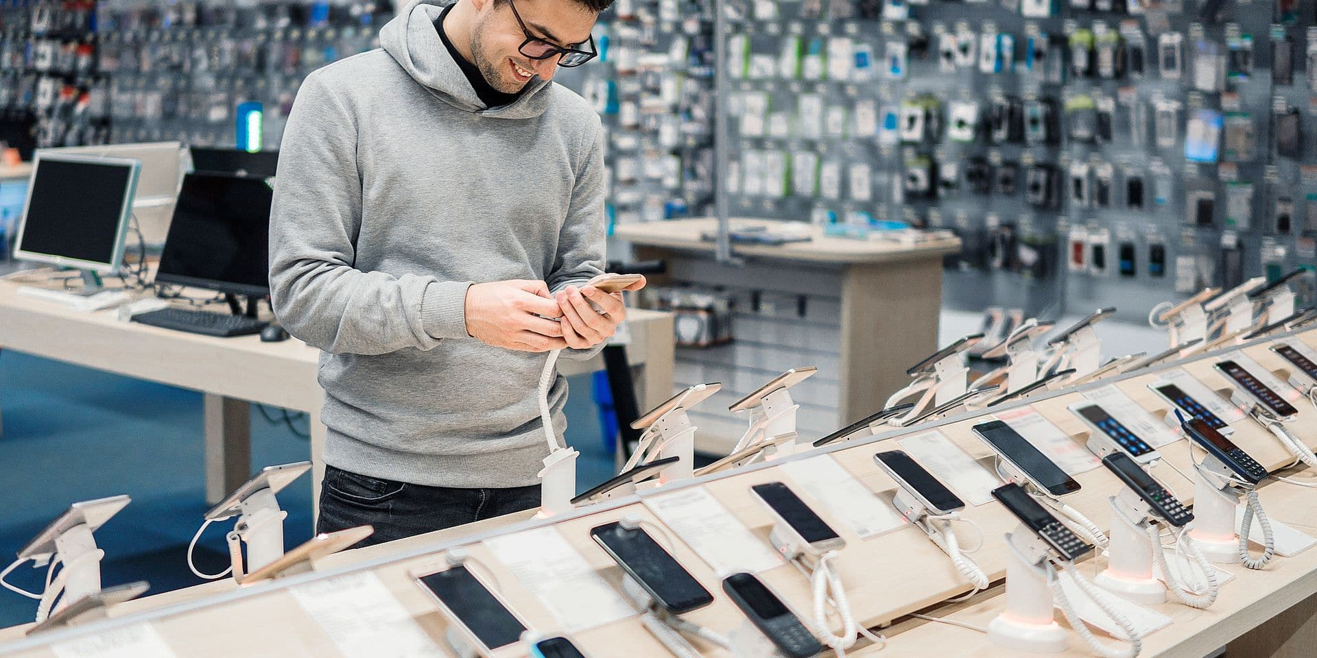 Samsung lance le leasing de smartphone en Belgique