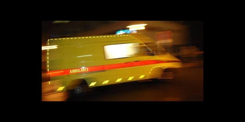 Travaux sur la E411: un accident dans le sens Bruxelles => Namur