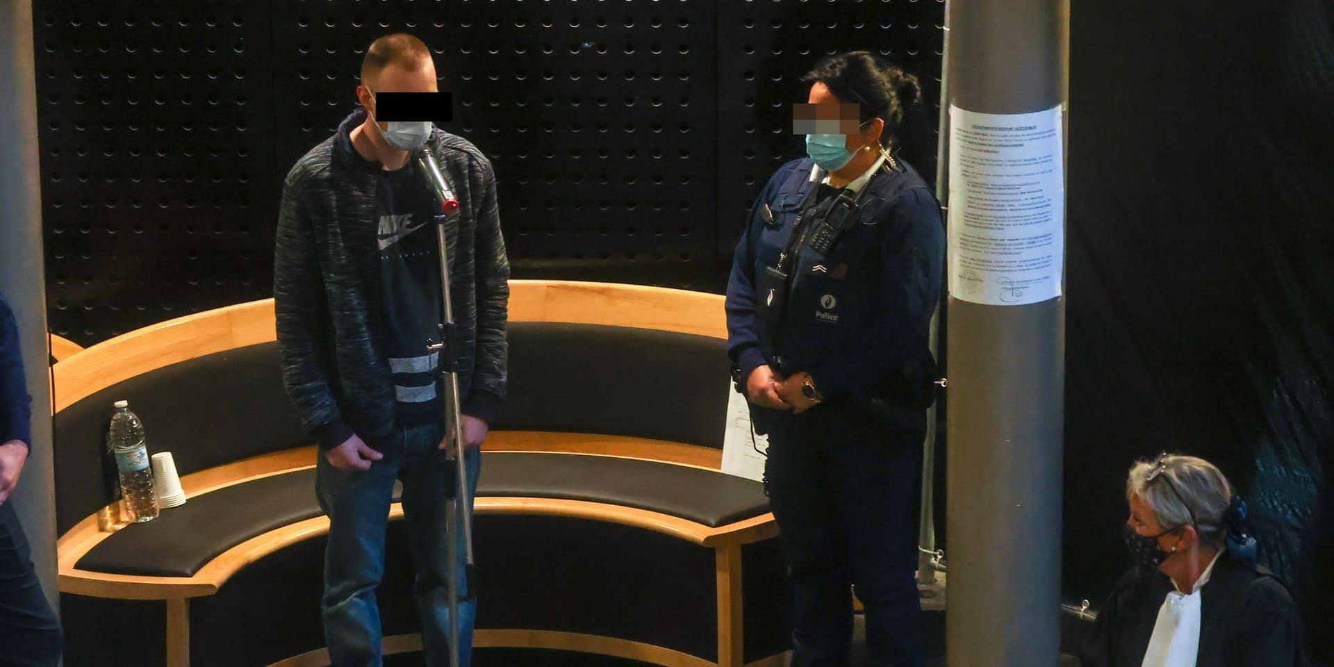 Meurtre de Céline Doignon à Mons: La légitime défense, invoquée par l'accusé, démontée par les enquêteurs
