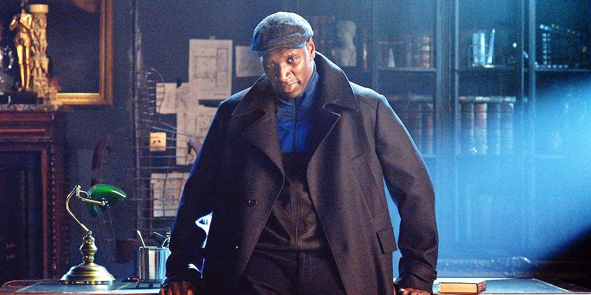 """Omar Sy: """"J'ai voulu relever le défi car je suis joueur, comme Lupin"""""""
