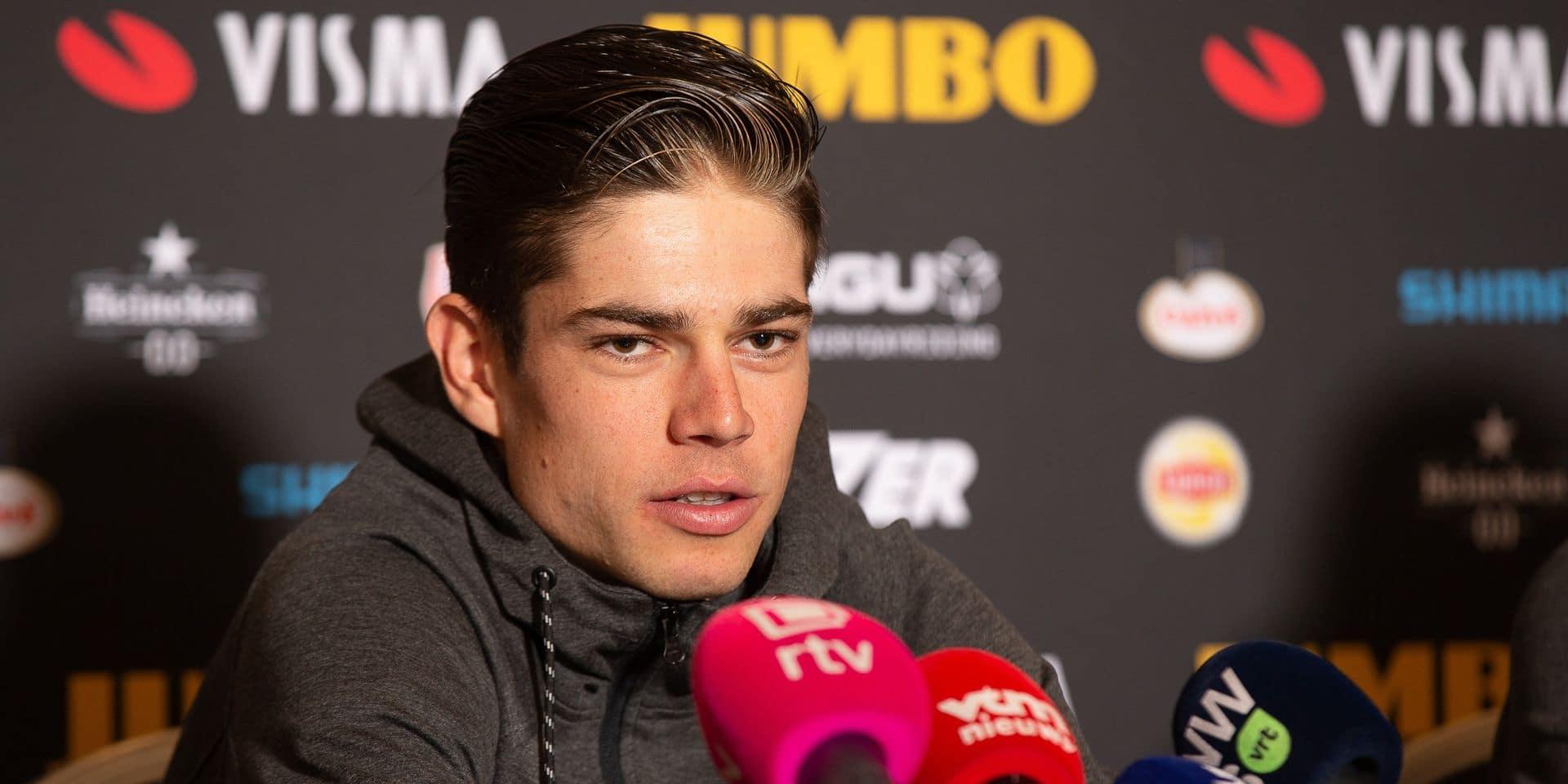 """Wout Van Aert est prêt pour la reprise: """"Je grimpe mieux que jamais"""""""
