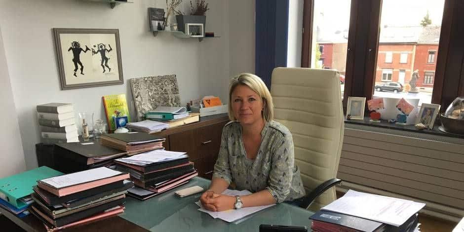 Caroline Taquin positive au Covid, au lit depuis une semaine