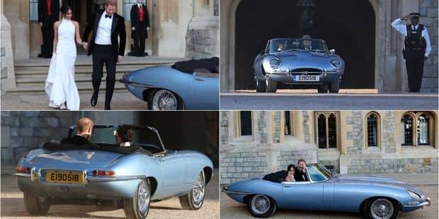 Meghan et Harry : un départ de Windsor digne d'un James Bond ! - La DH
