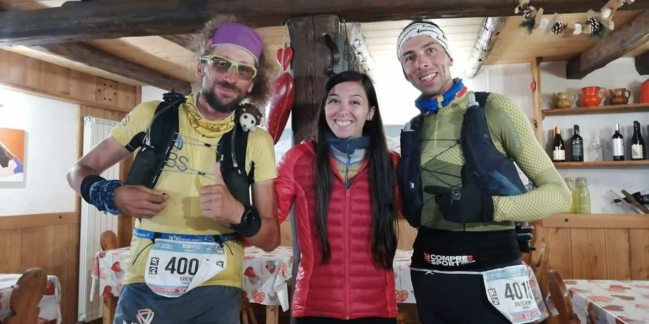 Jules-Henri Gabioud et Luca Papi tous deux vainqueurs du Tor des Glaciers (450 km)