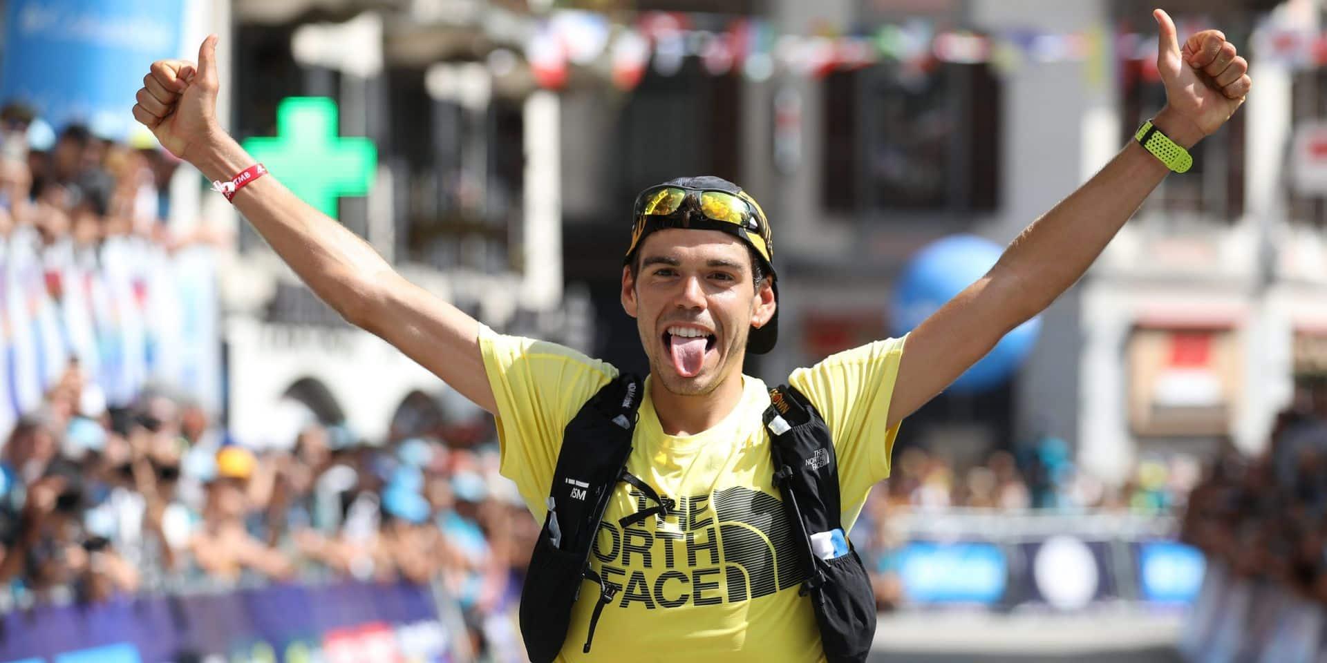 Pau Capell s'attaque au record de l'UTMB