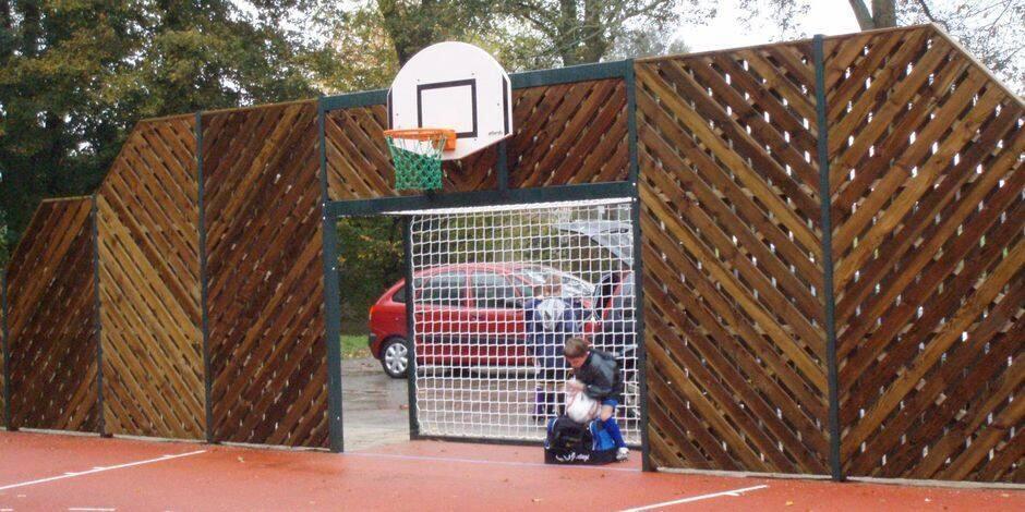 Aiseau-Presles: 270.000€ pour un espace multisports sur le Puits Saint Henry