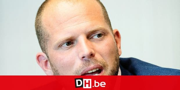 Brussels - Victory of the NVA - Theo Francken joins the 2019 electoral federal campaign