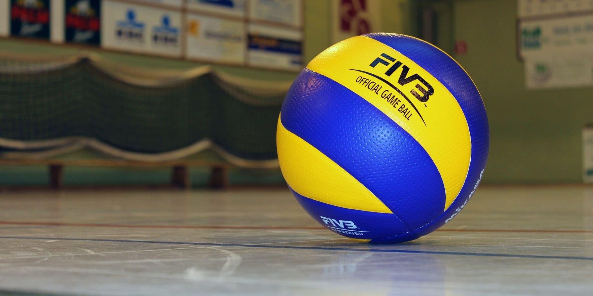 Volley-ball: Waremme rapatrie un jeune passeur