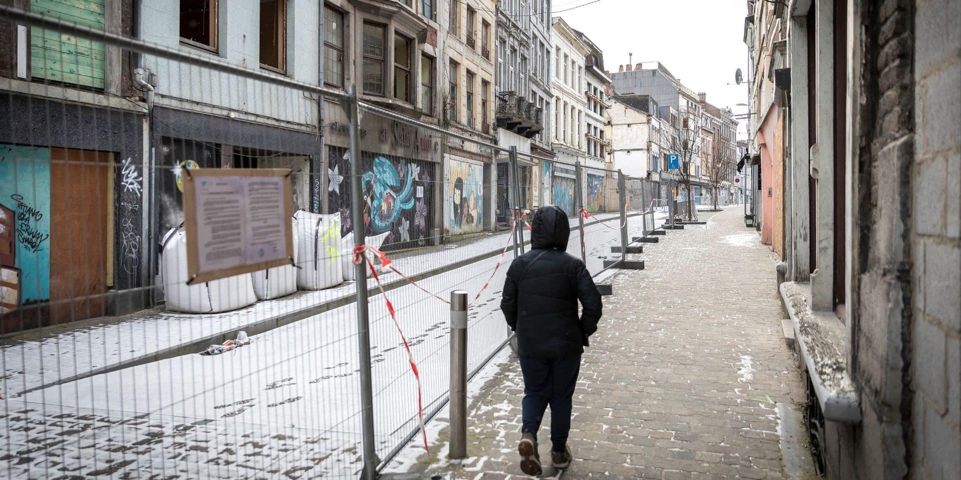 Démolition de 18 immeubles rue Spintay à Verviers: le Conseil d'Etat rejette le recours de City Mall
