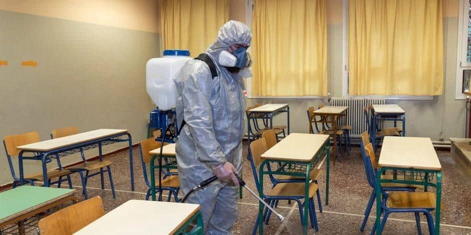 Covid-19: les écoles primaires de Quenast fermées jusqu'au 28 septembre