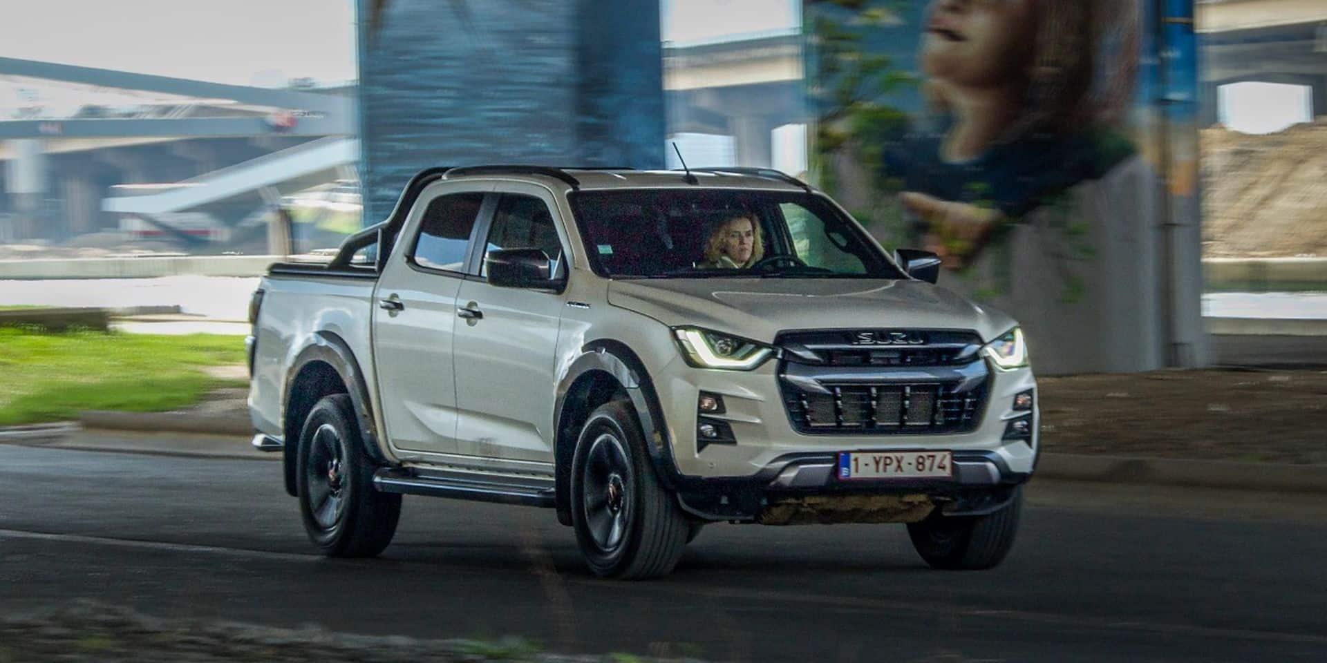 Essai auto Isuzu D-Max V-Cross : Un pick-up taillé pour le travail et les loisirs