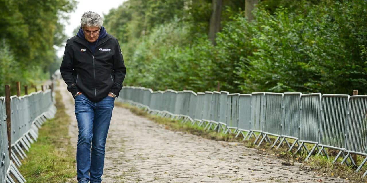 """Double vainqueur de Paris-Roubaix, Marc Madiot est amoureux de l'Enfer du Nord: """"Roubaix, c'est d'abord de l'envie plus que de la chance"""""""