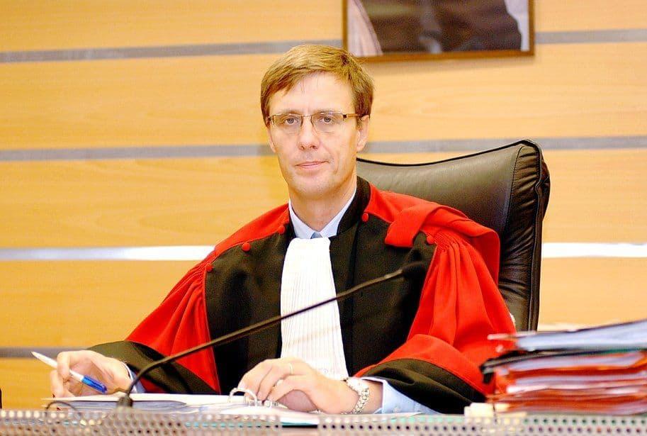 Marc Derwart. L'ancien président de la cour d'appel de Liège devient président de la cour du travail