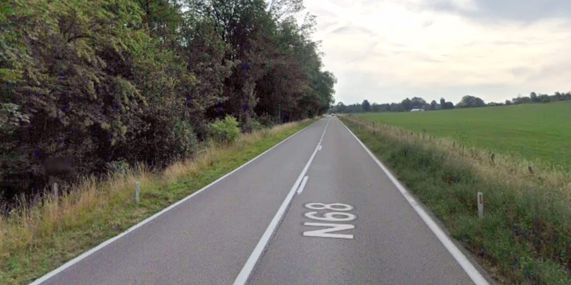 Sortie de route près de Bovigny (Gouvy) : un blessé léger