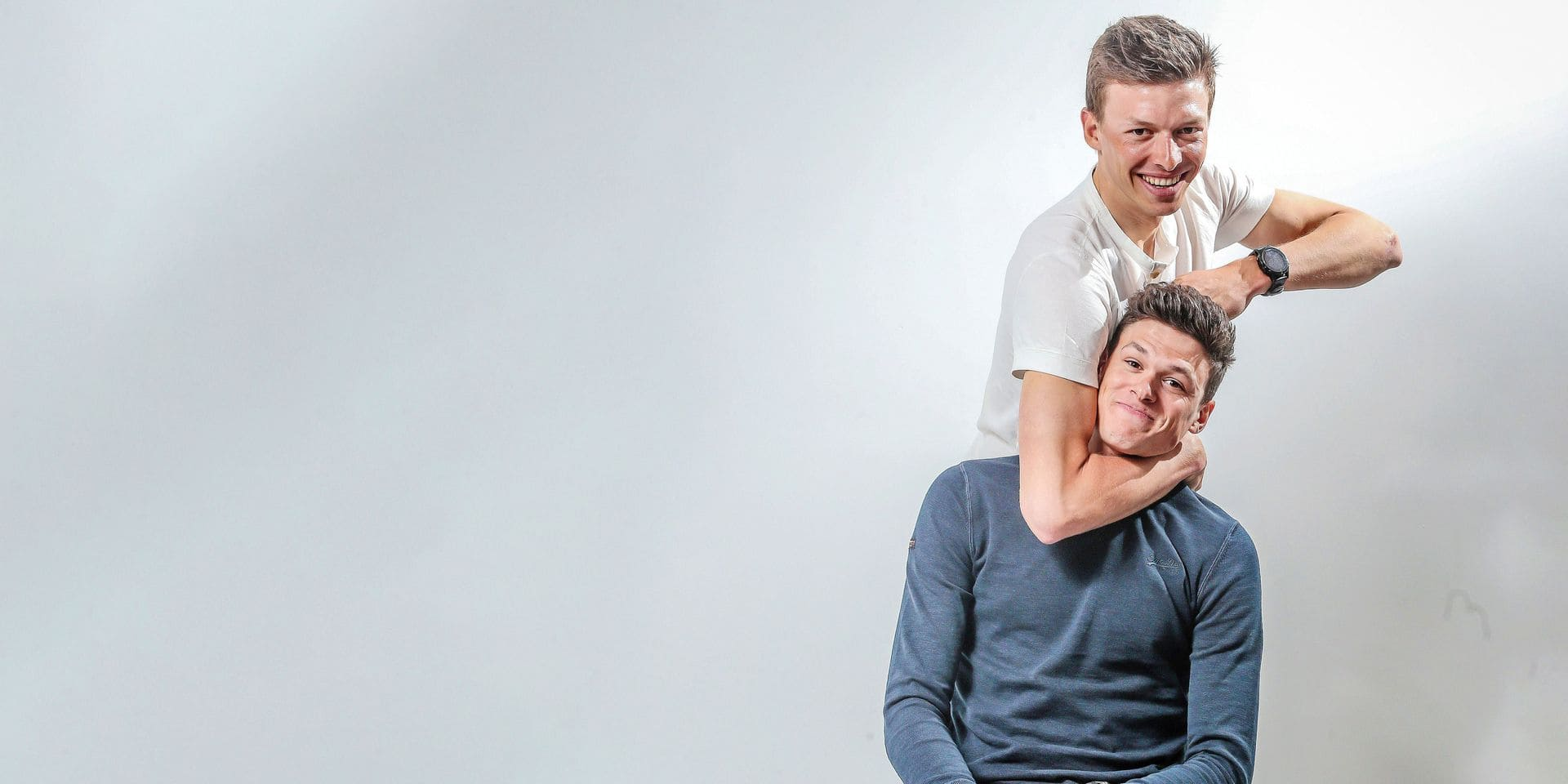 Ass.HLN: Lawrence en Oliver Naesen