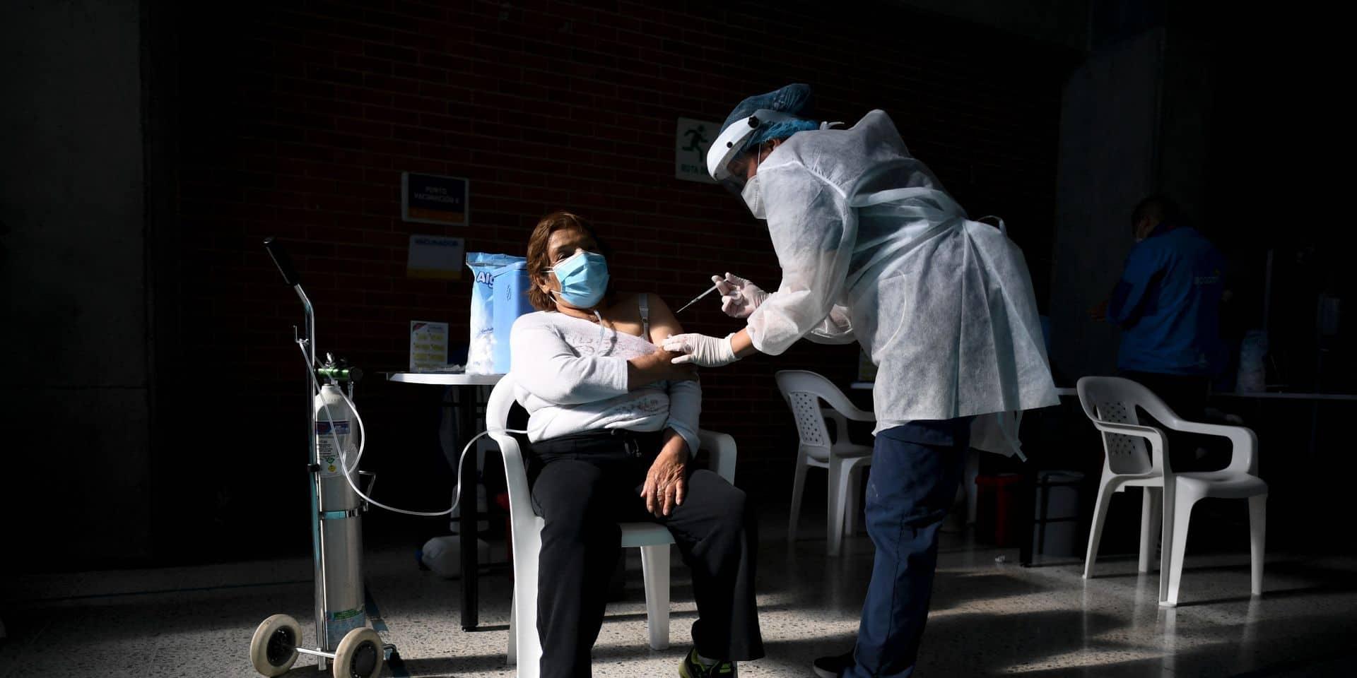 Vaccins : voici les vraies raisons du retard des Wallons et Bruxellois sur les Flamands