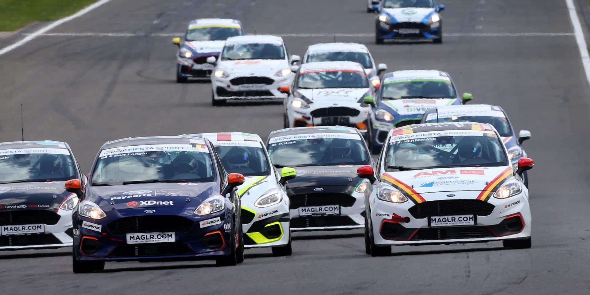 Le coup d'envoi de la Ford Fiesta Sprint Cup Belgium 2021, c'est ce week-end à Zandvoort !