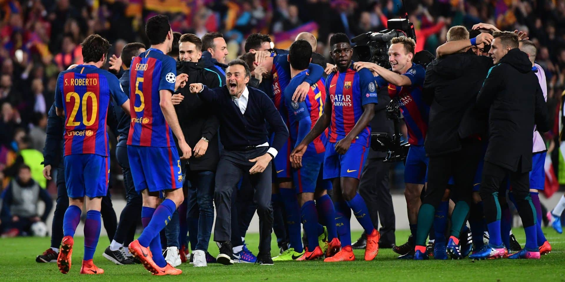 La belle anecdote de Robert Moreno lors de la remontada du Barça contre le PSG