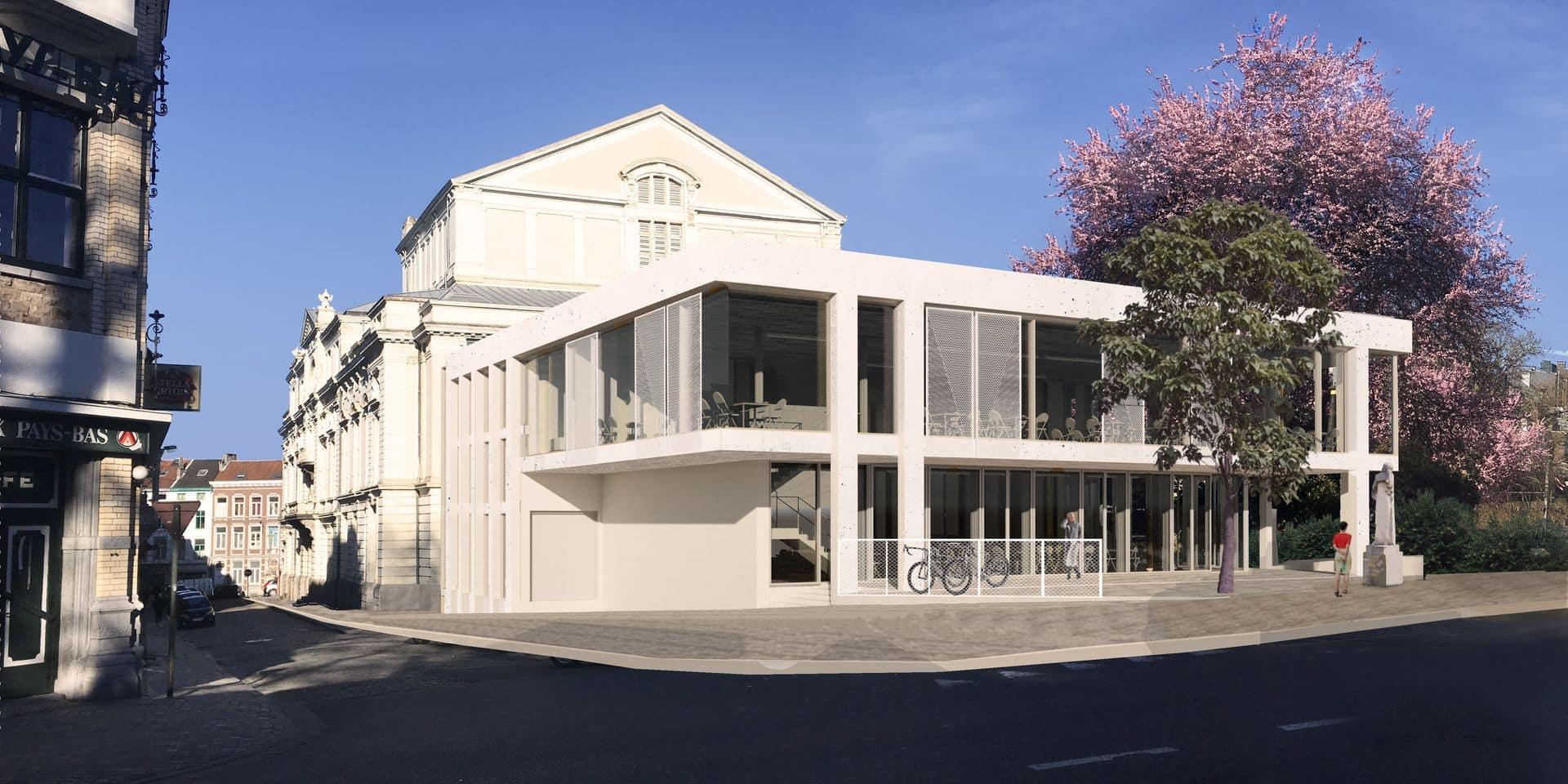 Le Grand-Théâtre a son certificat de patrimoine