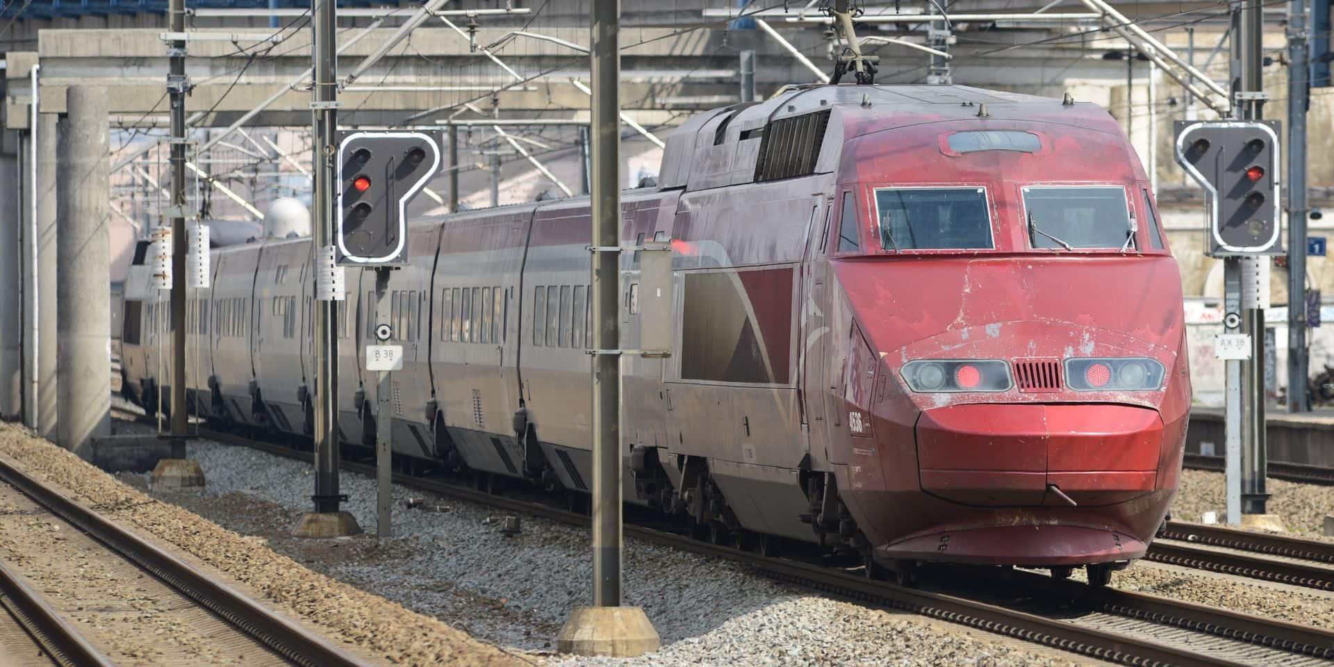 Situation rétablie sur l'axe ferroviaire Bruxelles-Nord et Bruxelles-Midi mais des retards et suppressions restent possibles