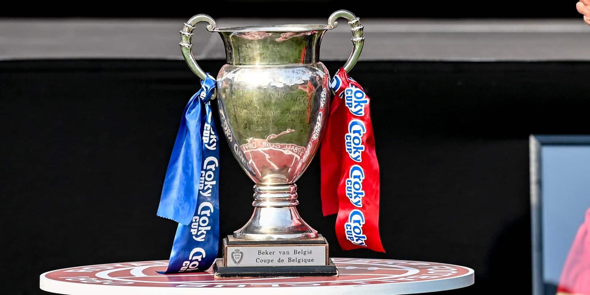 Coupe de Belgique: les seizièmes de finale reportés !